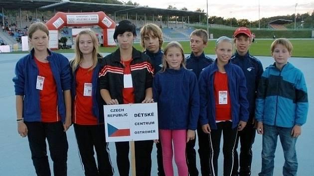 Ostroměřští atleti úspěšní na závodech.