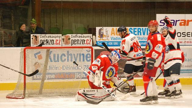 Jičín řádil, doma nedal soupeři šanci.