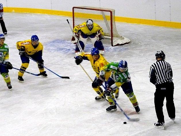 Novopačti hokejisté.
