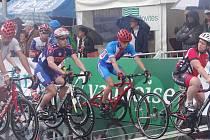 Světový pohár paracyklistů ve Švýcarsku.