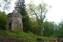 Allainova věž.