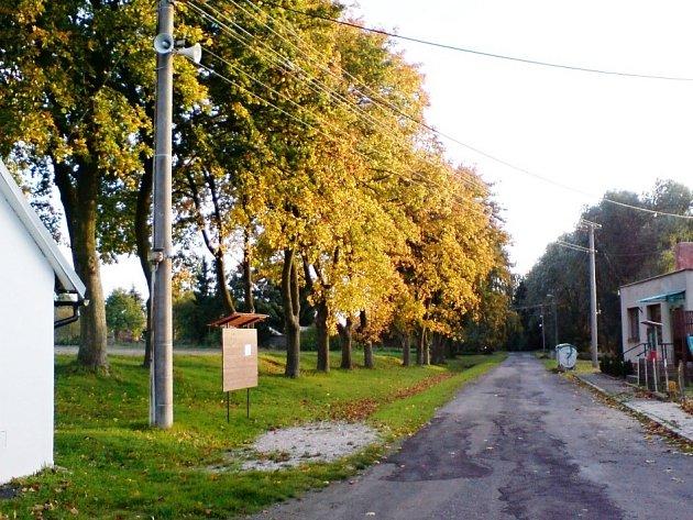 Obec Hubálov