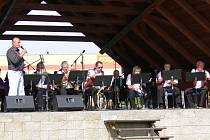 Kyzivátova dechová hudba z Libáně.