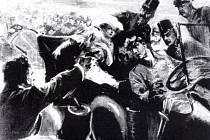 Sarajevský atentát byl impulsem k vypuknutí 1. světové války.