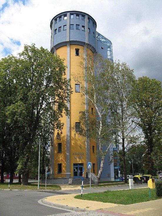 Bohumín, penzion Ve věži.
