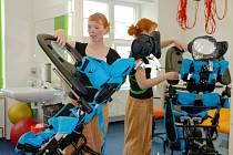 Denní stacionář v Jičíně slavnostně převzaly děti s postižením.