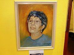 Výstava obrazů Evy Šinkmanové v novopackém MKS. Potrvá do 11. listopadu.