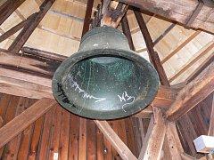 Zvonice pod Zebínem.