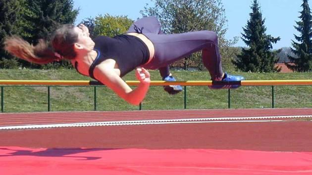 Také výška žen je na programu středečního Východočeského turné atletů, závod začíná v 15 hodin.