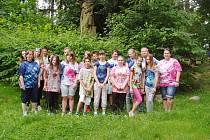 Hořičtí školáci pozvali své kamarády z Maďarska.
