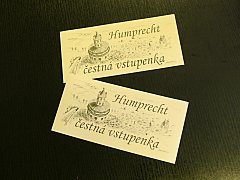 Vstupenky na Humprecht.