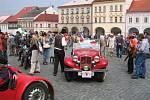 Veteránem Českým rájem - rok 2007.
