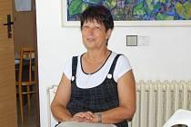 Dagmar Čapková.