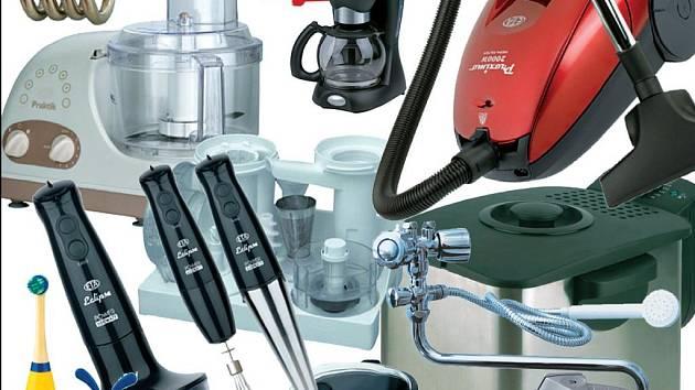 Společnost ETA se zaměřuje nejen na výrobu přístrojů pro domácnost.