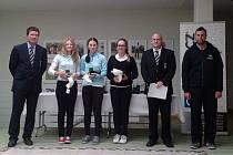 SNÍMEK ze druhého turnaje Národní Golfové Tour mládeže ve Slavkově u Brna.