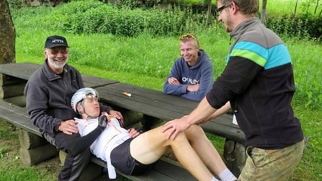 Polman bronzový na MS v ultracyklistice!