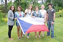 Studentské pobyty v rámci AFS.