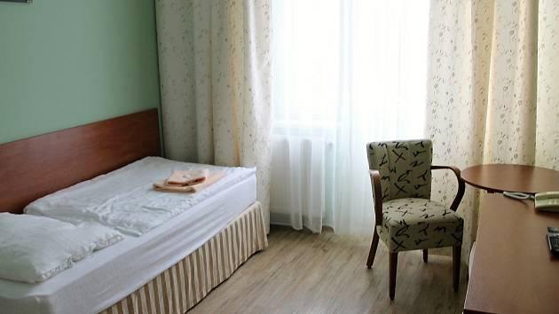 Z bělohradského domova pro seniory Vitalita.