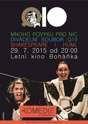 Program kina vBoháňce.