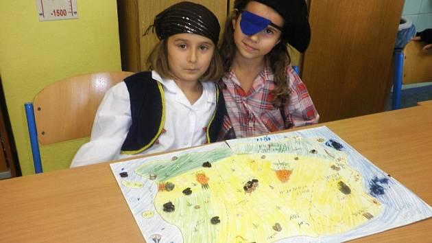 Piráti z hořické Daliborky.