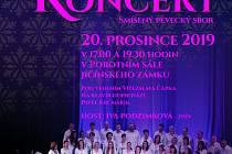 Vánoční koncert smíšeného sboru Smetana.