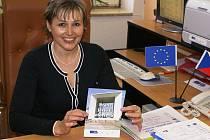 Jana Lišková, manažerka projektu Brána jazyků otevřená.