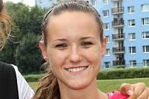 Veronika Lorencová.