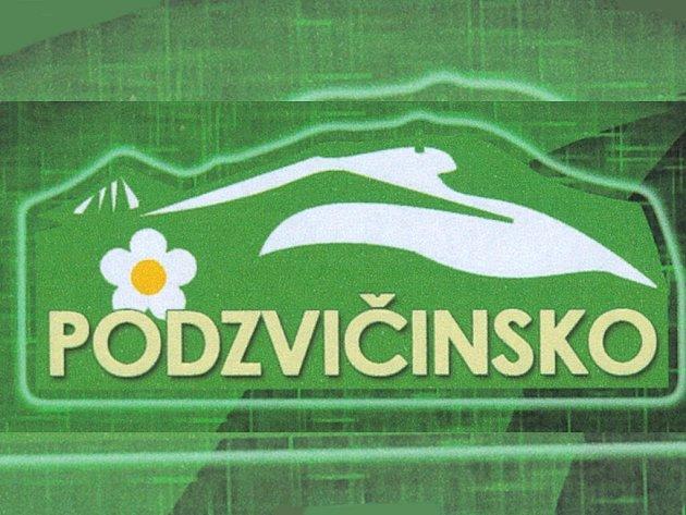 Logo sdružení obcí Podzvičinsko.