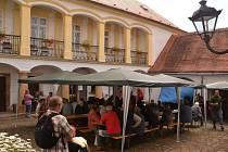 Muzejní den v Železnici.