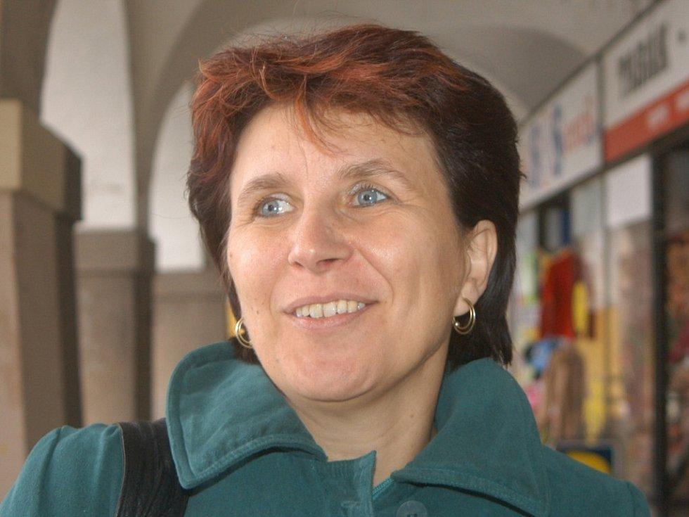 Eliška Formanová.