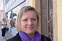 Marcela Režná, Železnice: Určitě se chystám. Chci využít šanci, kdy můžu něco změnit. Díky volbám se tak můžu podílet na rozvoji svého města.