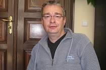 STEPHEN COLEMAN žije v Jičíně už sedmnáct let. Naučil se česky a na domov vzpomíná rád.