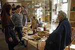 Tradiční podzimní Café muzeum se tentokrát věnovalo hlavně archeologii.