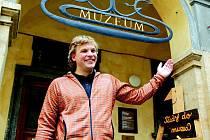 Michal Babík chystá v muzeu i další novinky, které zatím nechce zveřejňovat.