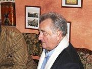 Vlastimil Harapes na návštěvě v Libáni.
