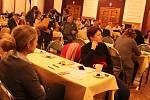 Druhý den konference zahájil svým příspěvkem ředitel jičínského muzea Michal Babík.