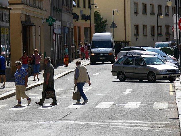 Novopacká Komenského ulice
