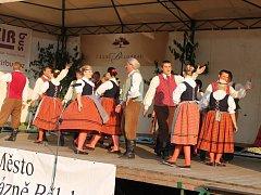 Folklorní soubor Hořeňák.