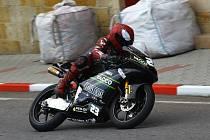 """Michal """"INDY"""" Dokoupil (na snímku) vyhrál v loňském roce kategorii Moto 3."""