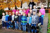 Žáci 1.B  Základní škola Nová Paka