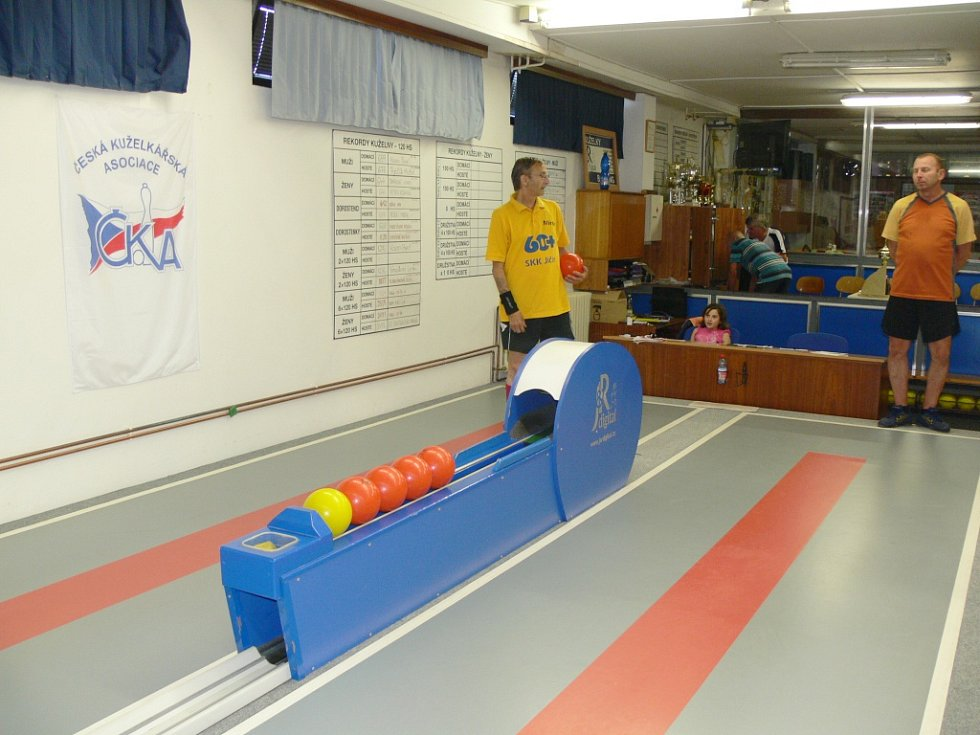 Z turnaje Rumcajsova 60.