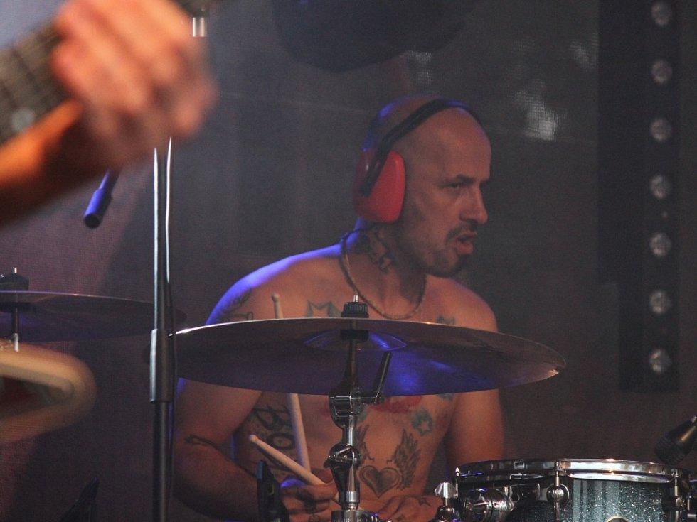 The Legends Rock Fest v Hořicích.