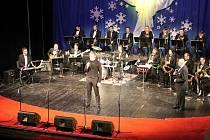 Orchestr Václava Hybše koncertoval v Jičíně.
