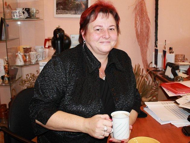 Jaroslava Komárková.