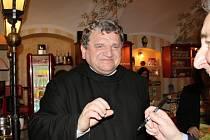 Převor Petr Prokop Siostrzonek hostem v Libáni.