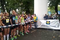 Start! Zcela vpravo Rudolf Cogan (2008).