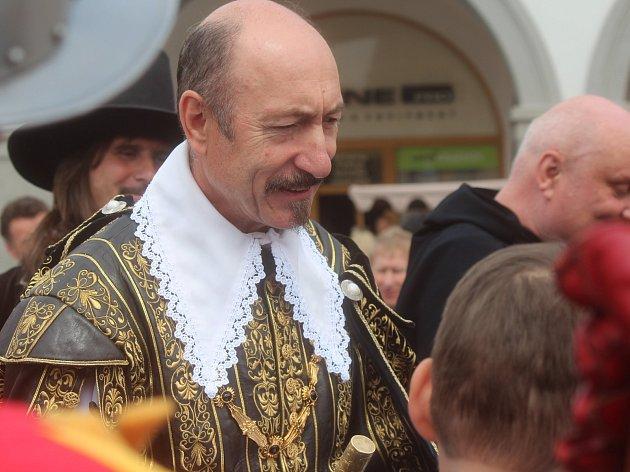 Valdštejnské slavnosti v Jičíně.