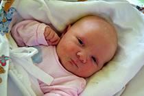 Anna Barcalová se narodila 27. října. Váha při narození byla 3980 gramů a míra 50 cm. S maminkou Petrou Zlatníkovou a tatínkem Michalem Barcalem budou žít v Jičíně.