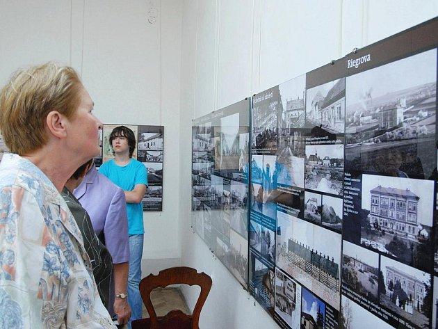 Výstava v muzeu Zmizelé Hořice.