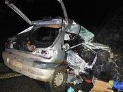 Tragická dopravní nehoda u Kopidlna